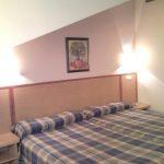 Habitación doble camas individuales